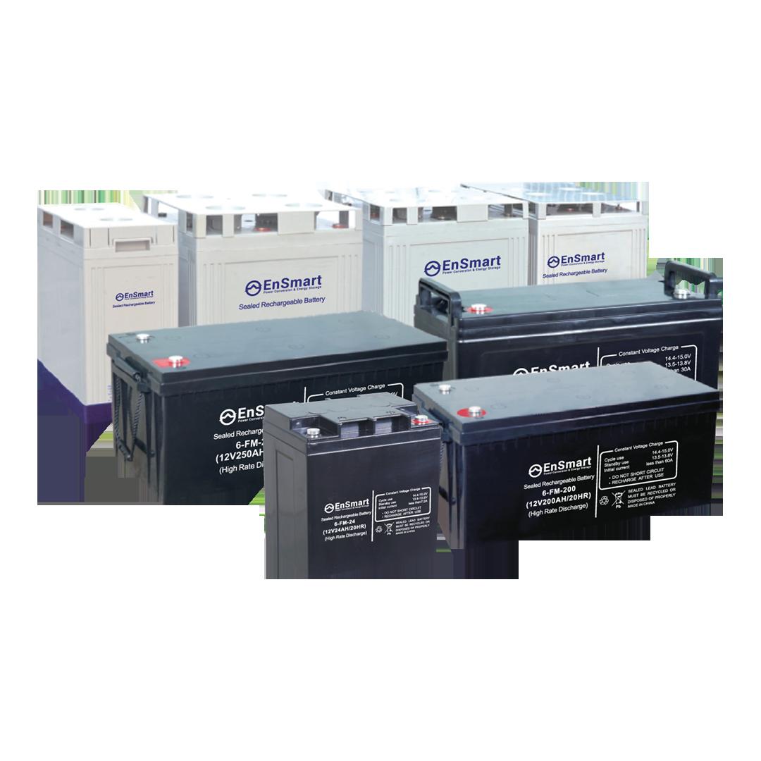 Sealed Acid Batteries